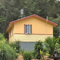 Wallaby Cabin