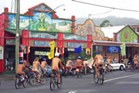 Nimbin Naked Bike Ride