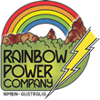 Rainbow Power Company Logo
